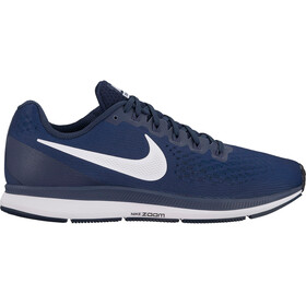 Nike Air Zoom Pegasus 34 Running Shoes Men obsidian/white-thunder blue-black
